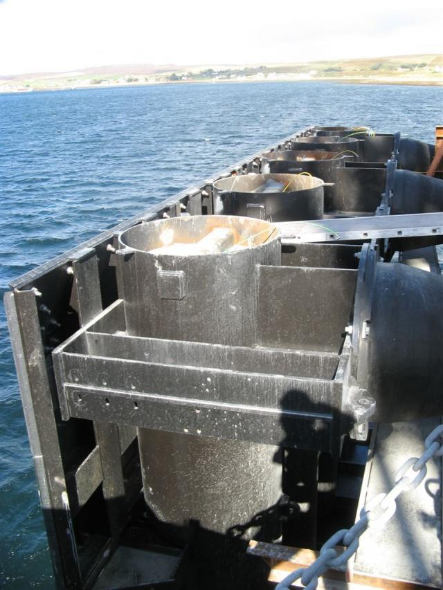 Marine grade steel